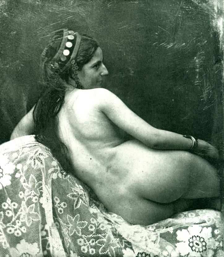 a11 nudo dagherrotipo 1845