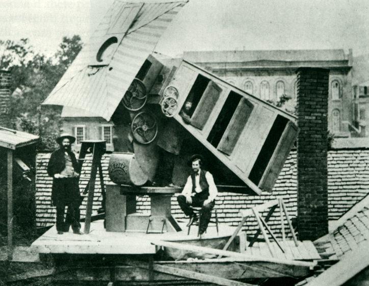 a13 apparecchio fotografico solare 1866 usa