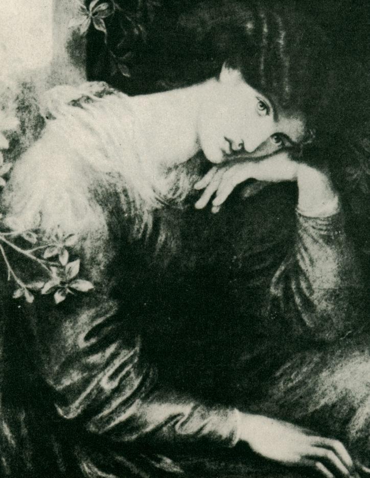 a14 d.b.rossetti j. morris matite colorate