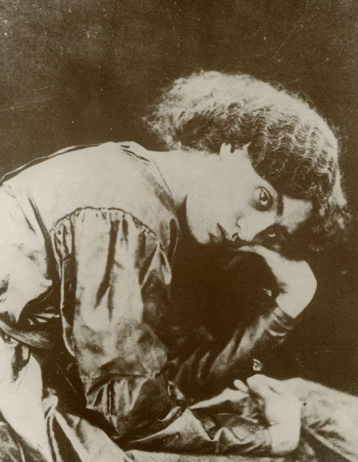 a15 d.b.rossetti j. morris 1865