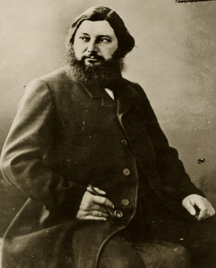 a17 nadar f. guccini nel 1861
